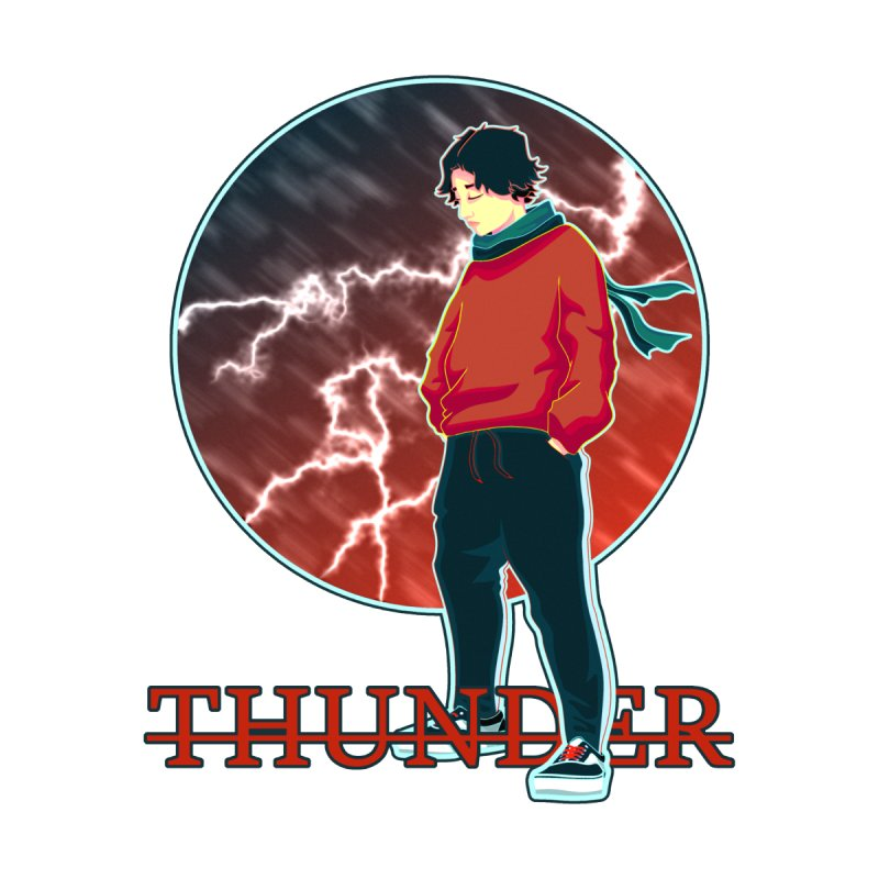 THUNDER by CyndaChill's Apparel Shop