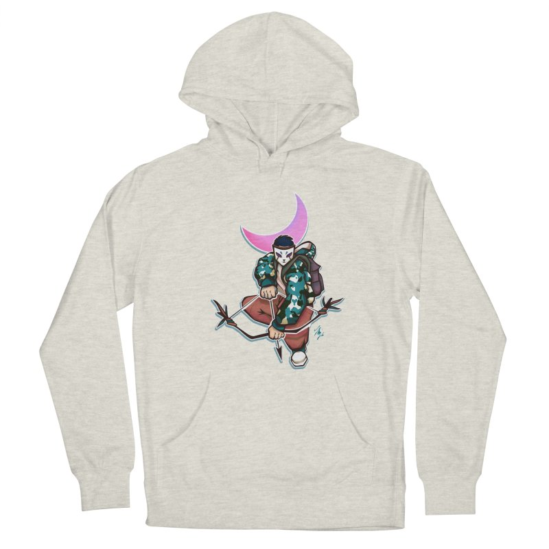 King Camo (Color V.4) Men's French Terry Pullover Hoody by CyndaChill's Apparel Shop