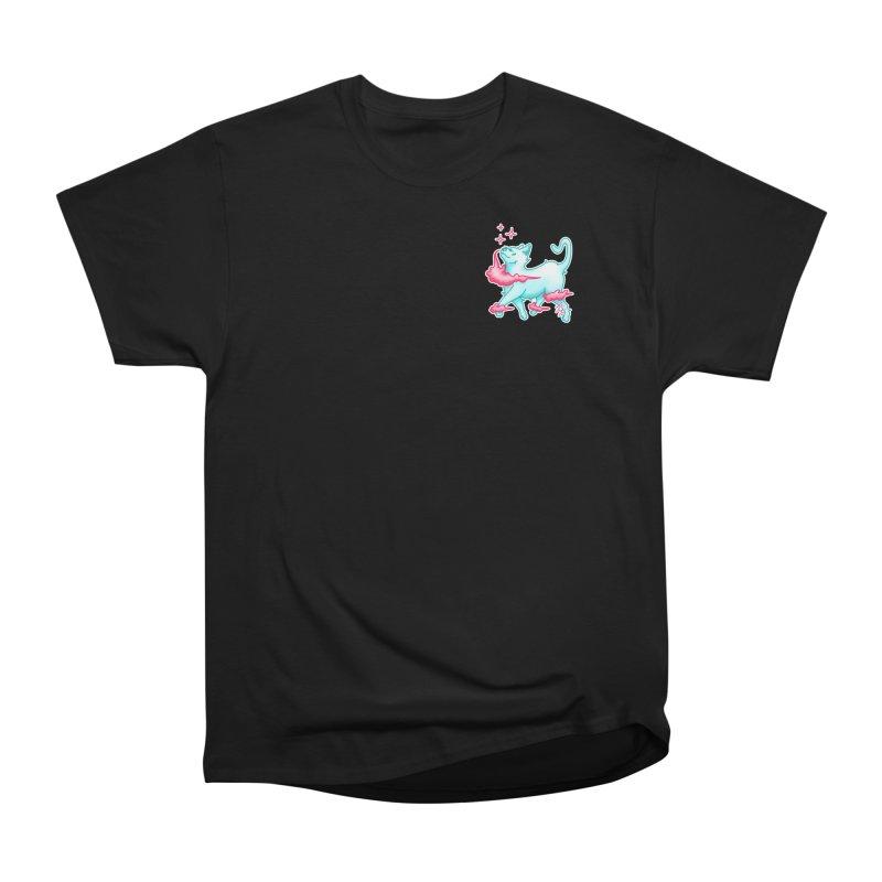 El Gato Women's Heavyweight Unisex T-Shirt by CyndaChill's Apparel Shop