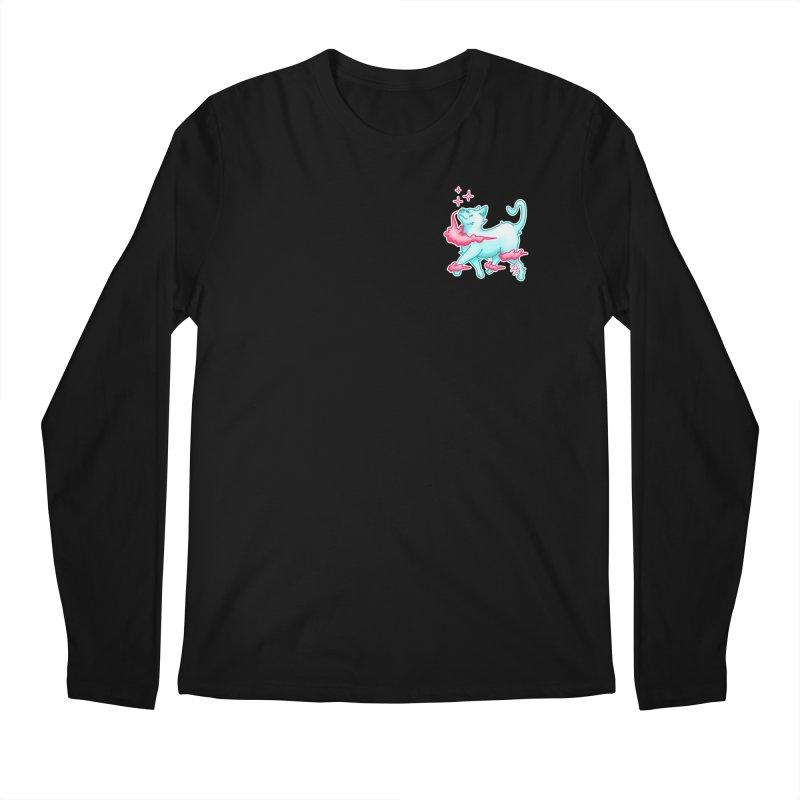 El Gato Men's Regular Longsleeve T-Shirt by CyndaChill's Apparel Shop
