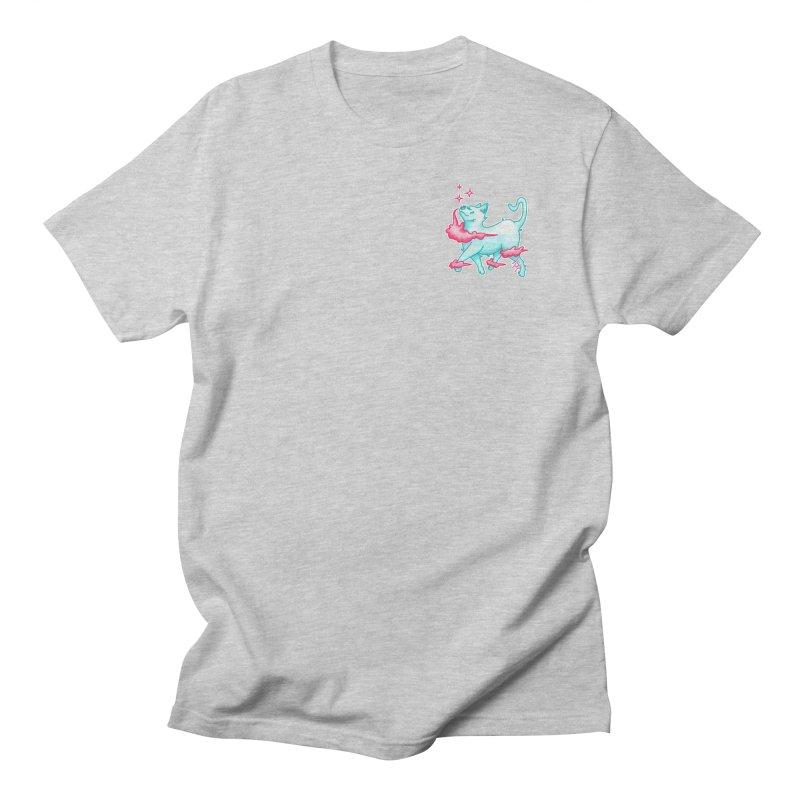 El Gato Men's Regular T-Shirt by CyndaChill's Apparel Shop