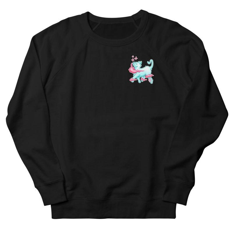 El Gato Women's French Terry Sweatshirt by CyndaChill's Apparel Shop