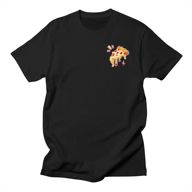 Slice of Happiness Men's Regular T-Shirt by CyndaChill's Apparel Shop