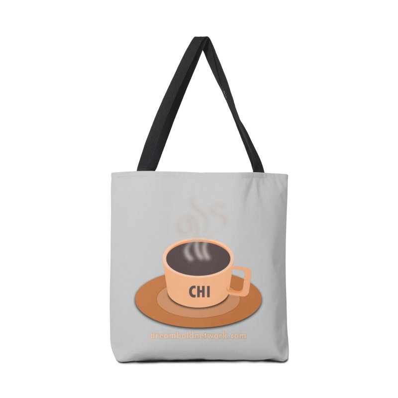 Cup of CHI Accessories Tote Bag Bag by Dream BOLD Network Shop