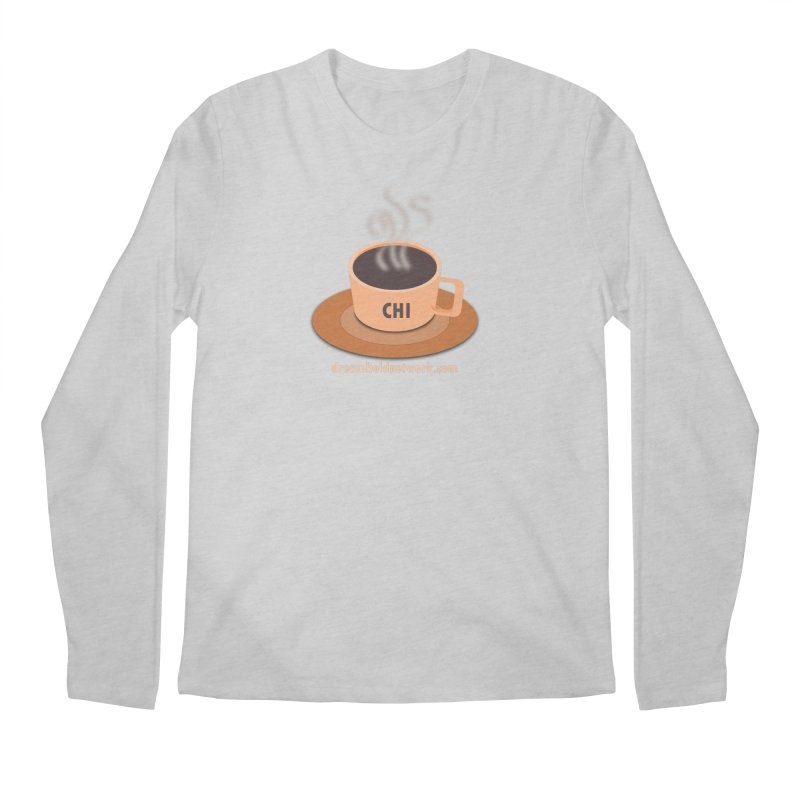 Cup of CHI Men's Regular Longsleeve T-Shirt by Dream BOLD Network Shop