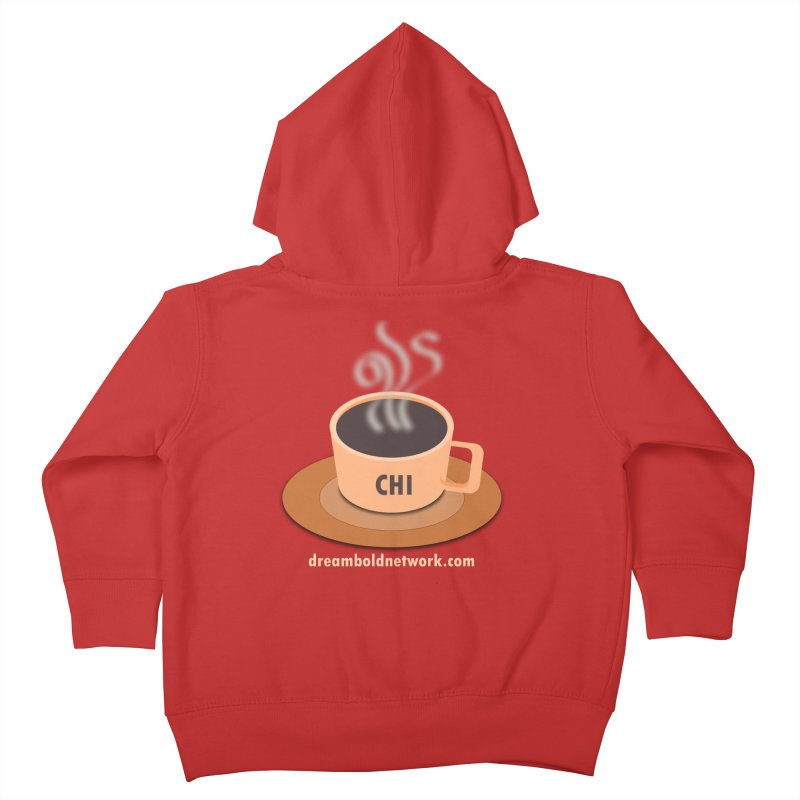 Cup of CHI Kids Toddler Zip-Up Hoody by Dream BOLD Network Shop