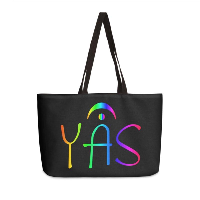 RAINBOW YAS con FERMATA Accessories Bag by DC APPAREL