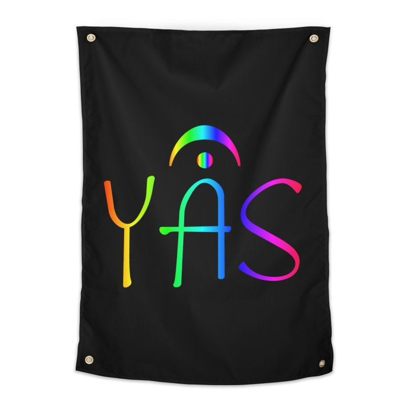 RAINBOW YAS con FERMATA Home Tapestry by DC APPAREL