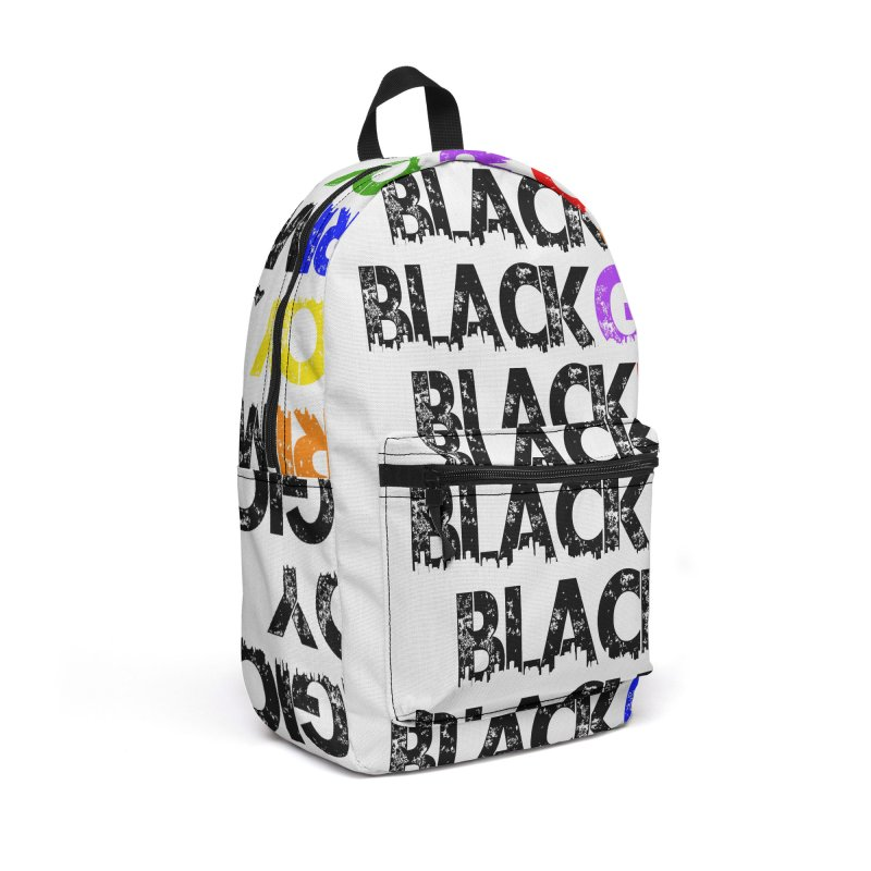 #BlkARTMatters #ForTheKids Accessories Bag by DC APPAREL