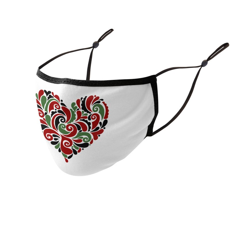 #BlkARTMatters #BlkLove #DCPlays Accessories Face Mask by DC APPAREL