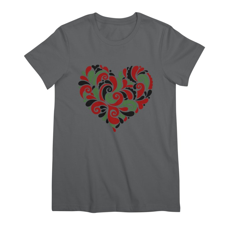 #BlkARTMatters #BlkLove #DCPlays Women's T-Shirt by DC APPAREL
