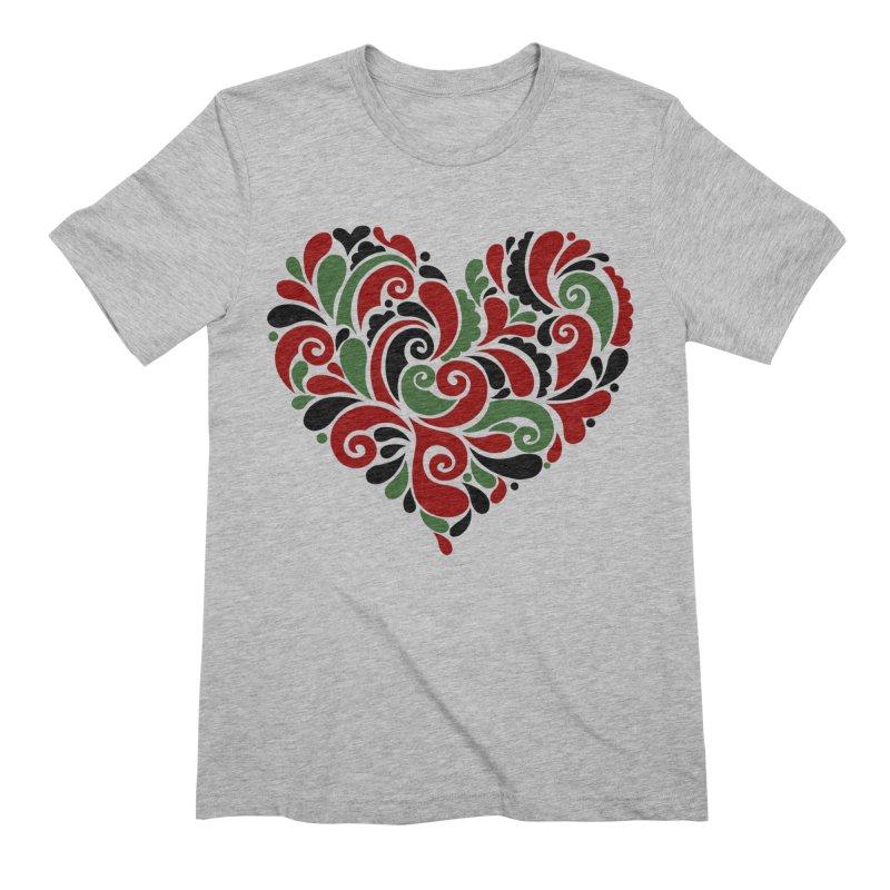 #BlkARTMatters #BlkLove #DCPlays Men's T-Shirt by DC APPAREL