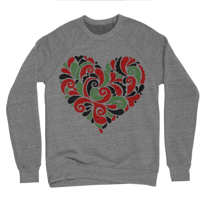 #BlkARTMatters #BlkLove #DCPlays Men's Sweatshirt by DC APPAREL