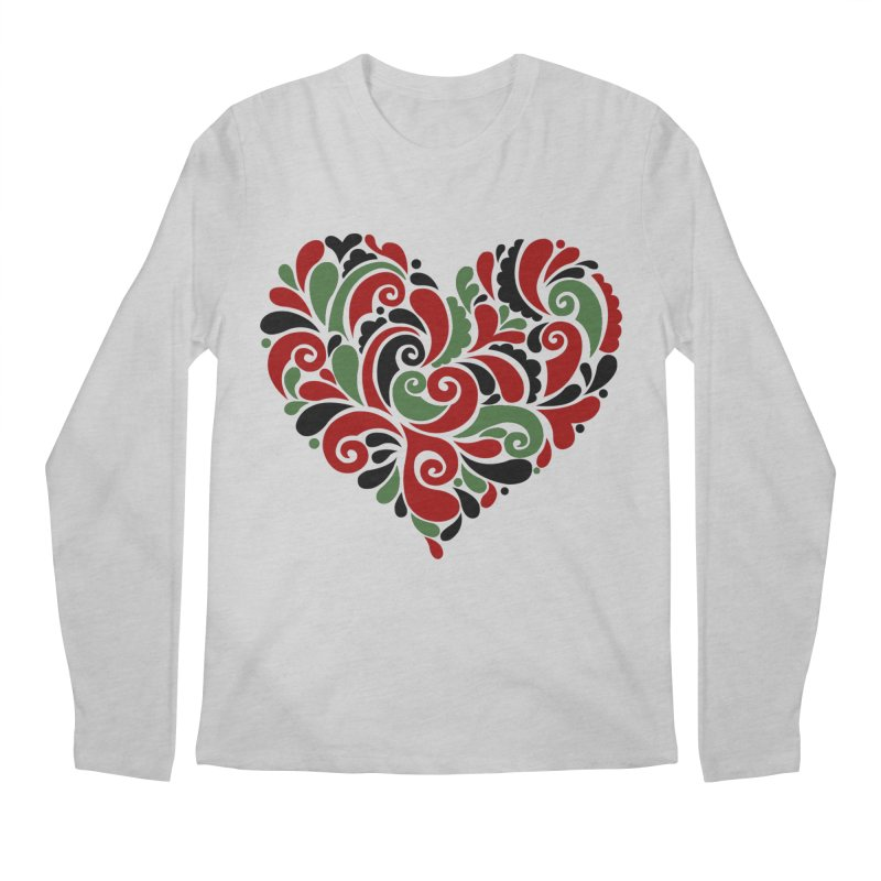 #BlkARTMatters #BlkLove #DCPlays Men's Longsleeve T-Shirt by DC APPAREL