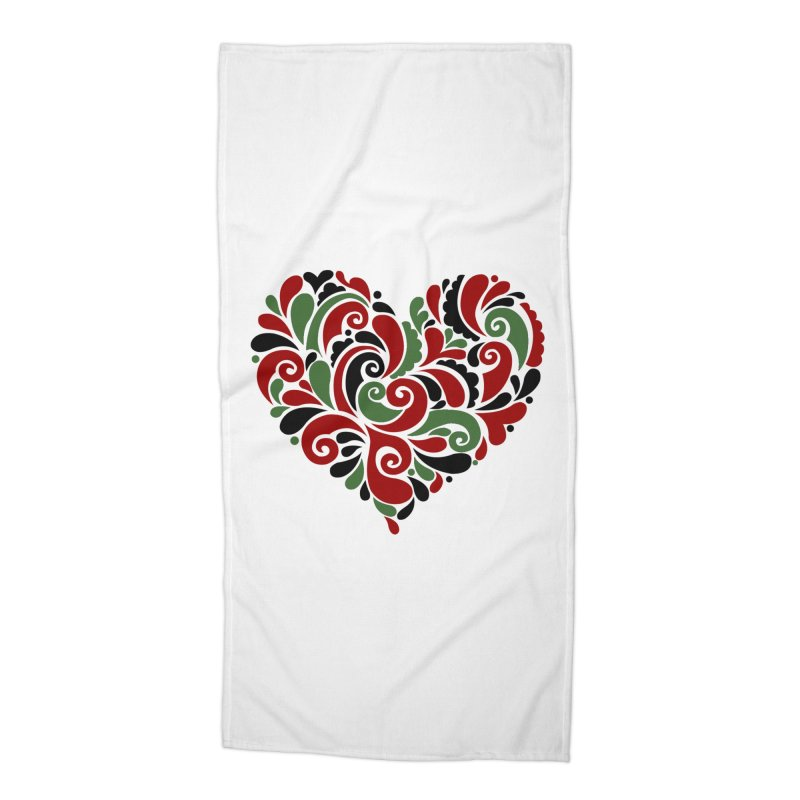 #BlkARTMatters #BlkLove #DCPlays Accessories Beach Towel by DC APPAREL