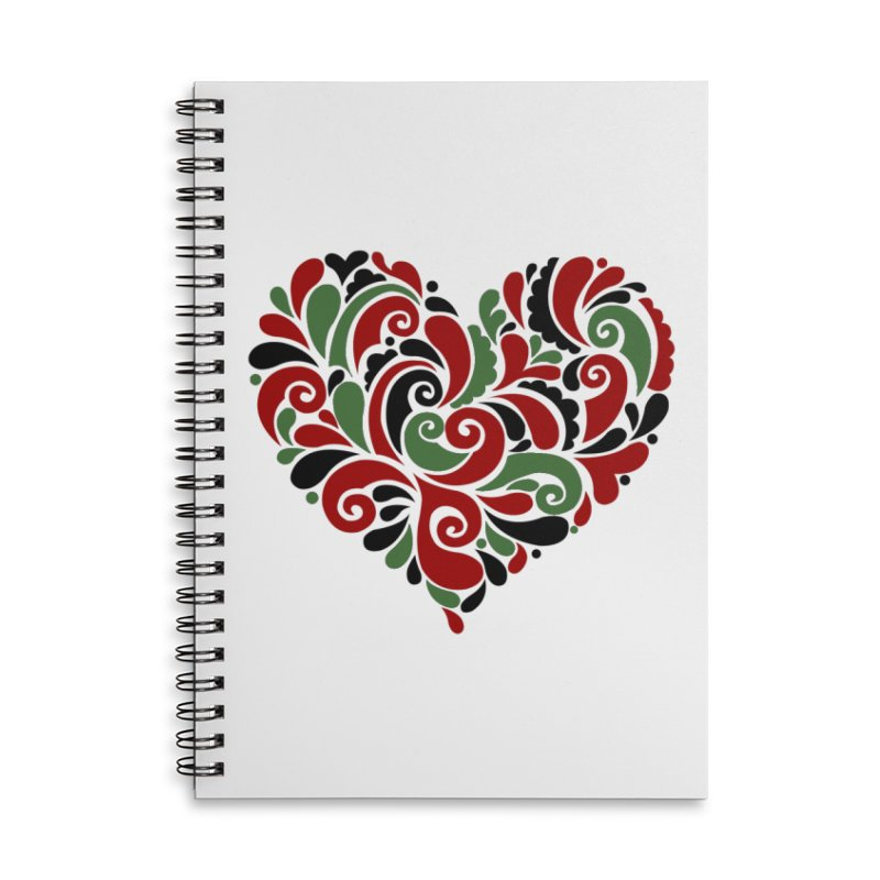 #BlkARTMatters #BlkLove #DCPlays Accessories Notebook by DC APPAREL