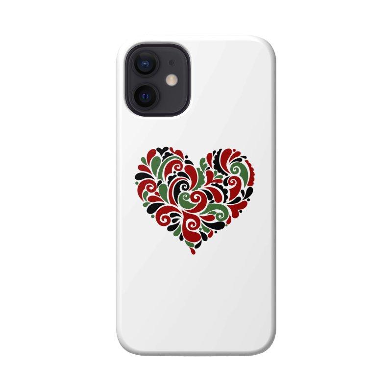 #BlkARTMatters #BlkLove #DCPlays Accessories Phone Case by DC APPAREL