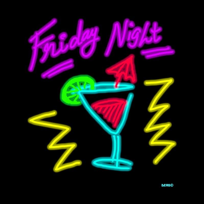 FridayNight by DERG's Artist Shop