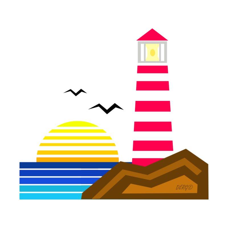 Lighthouse by DERG's Artist Shop