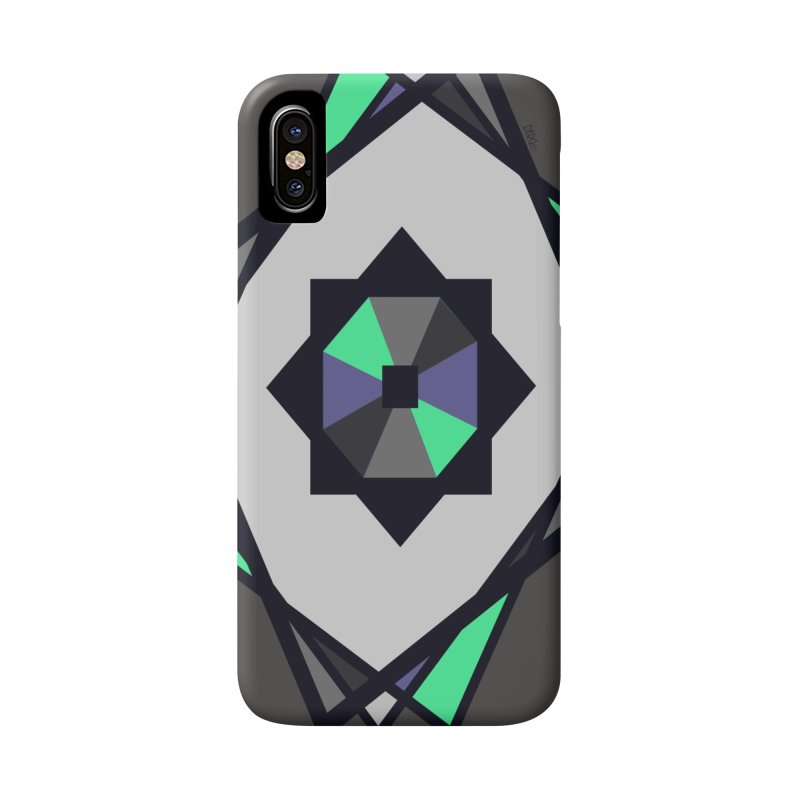 Abstract Accessories Phone Case by DERG's Artist Shop