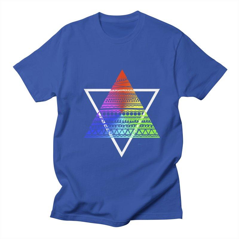 Pyramid Women's Unisex T-Shirt by DERG's Artist Shop