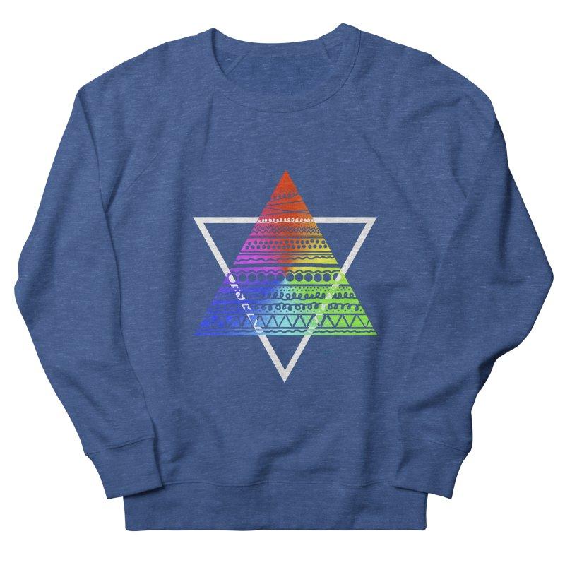 Pyramid Women's Sweatshirt by DERG's Artist Shop