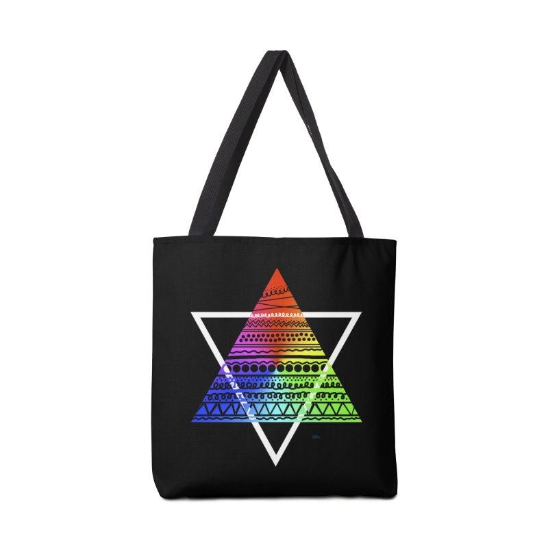 Pyramid Accessories Bag by DERG's Artist Shop