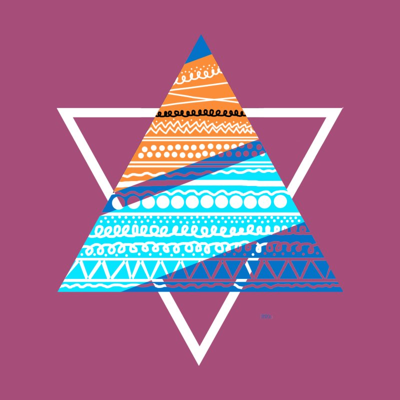 Pyramid2 Men's Tank by DERG's Artist Shop