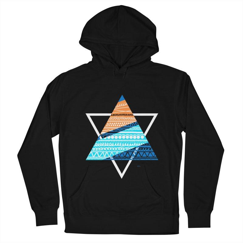 Pyramid2 Women's Pullover Hoody by DERG's Artist Shop