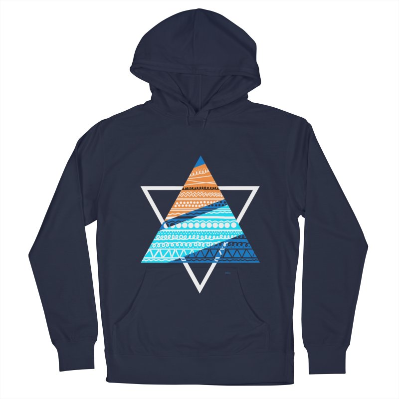 Pyramid2 Women's Pullover Hoody by DERG's Artist Shop