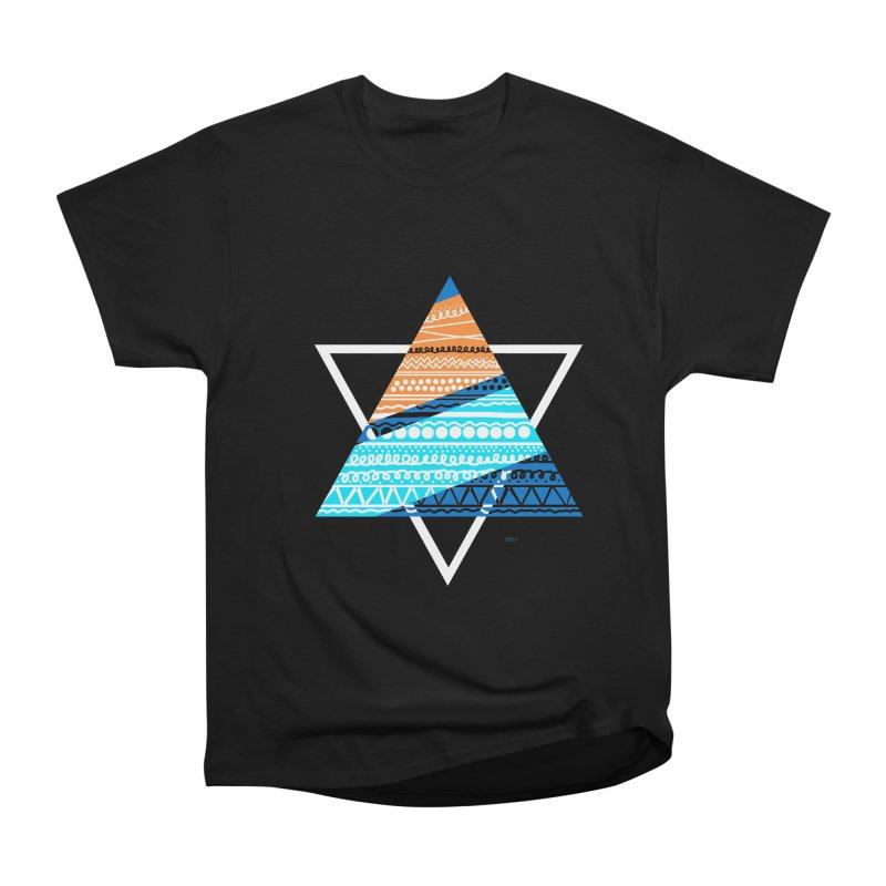 Pyramid2 Women's Classic Unisex T-Shirt by DERG's Artist Shop