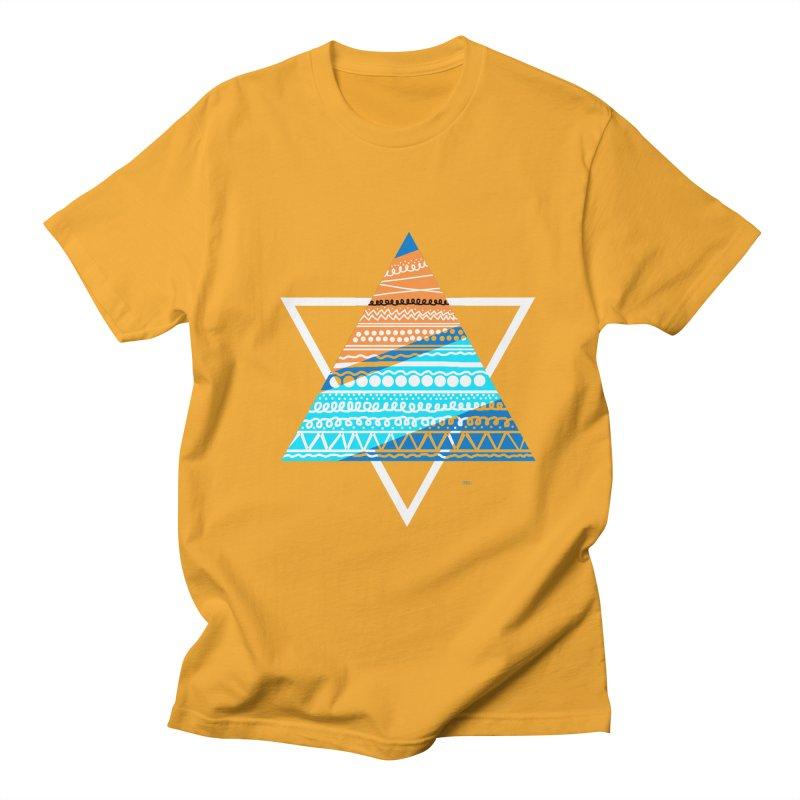 Pyramid2 Women's Unisex T-Shirt by DERG's Artist Shop