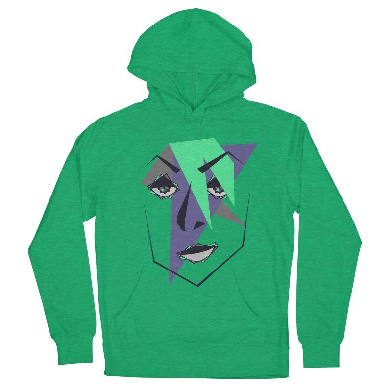 Face me Men's Pullover Hoody by DERG's Artist Shop