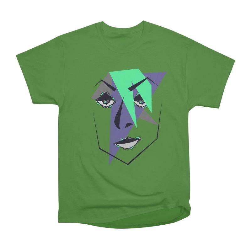 Face me Men's Classic T-Shirt by DERG's Artist Shop