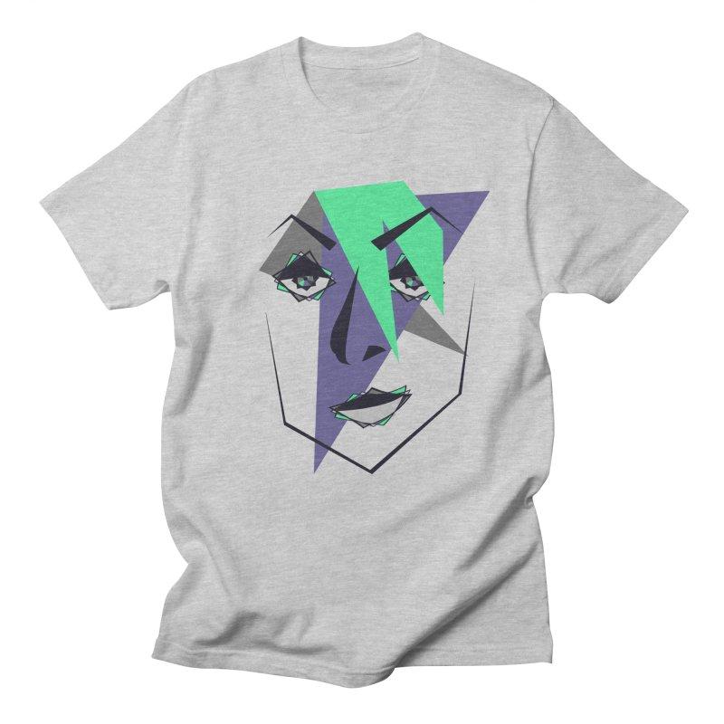 Face me Men's T-shirt by DERG's Artist Shop