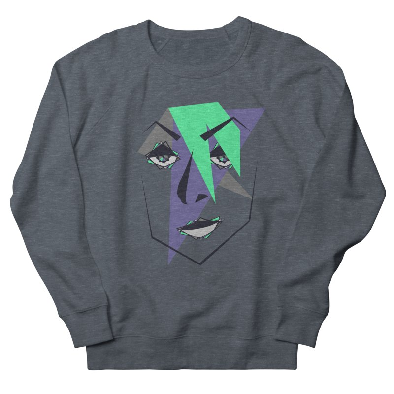 Face me Women's Sweatshirt by DERG's Artist Shop