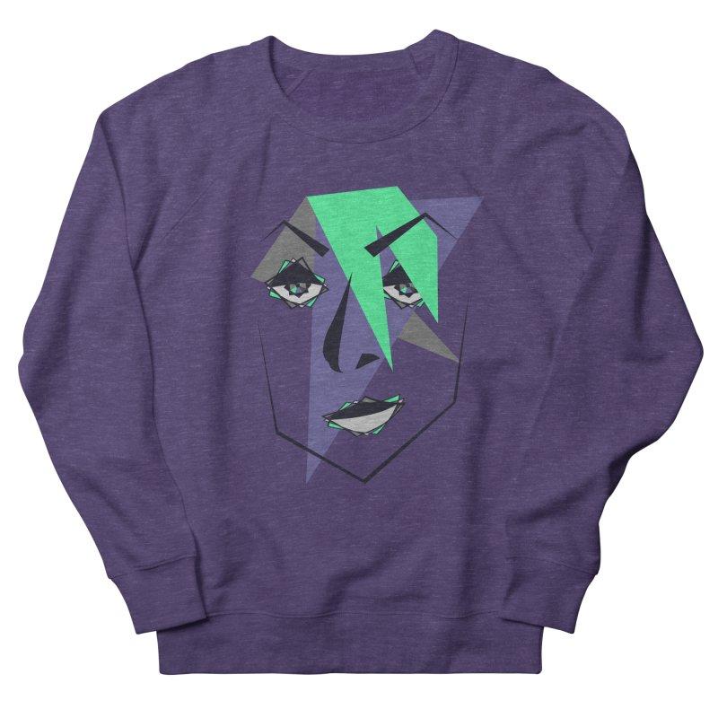 Face me Men's Sweatshirt by DERG's Artist Shop