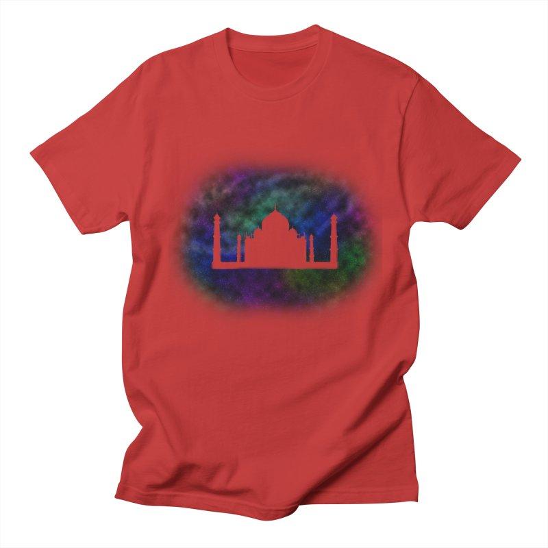 Taj Mahal Women's Unisex T-Shirt by DERG's Artist Shop