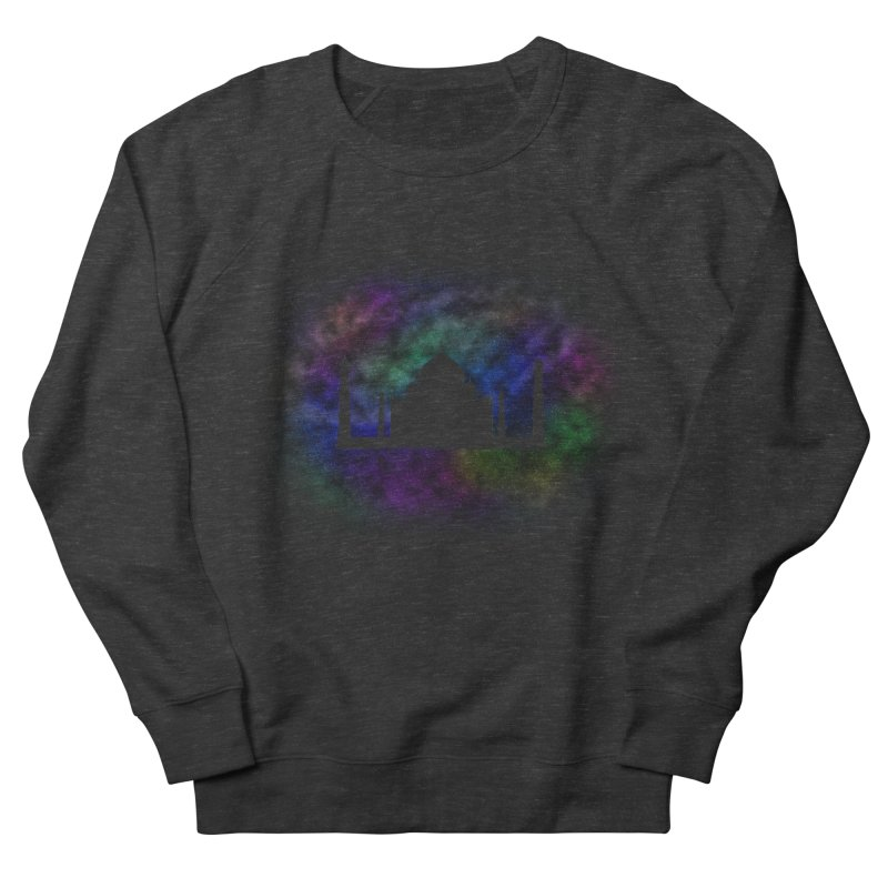 Taj Mahal Women's Sweatshirt by DERG's Artist Shop