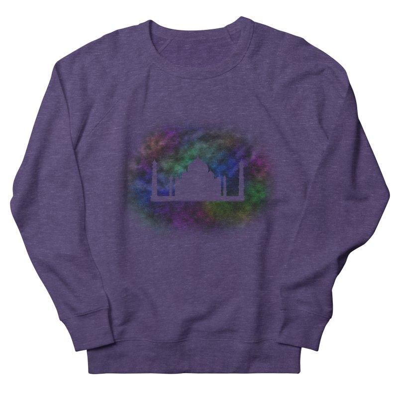 Taj Mahal Men's Sweatshirt by DERG's Artist Shop