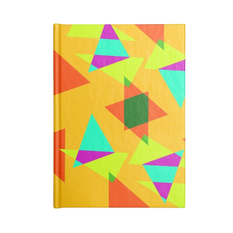 Confetti Accessories Notebook by DERG's Artist Shop