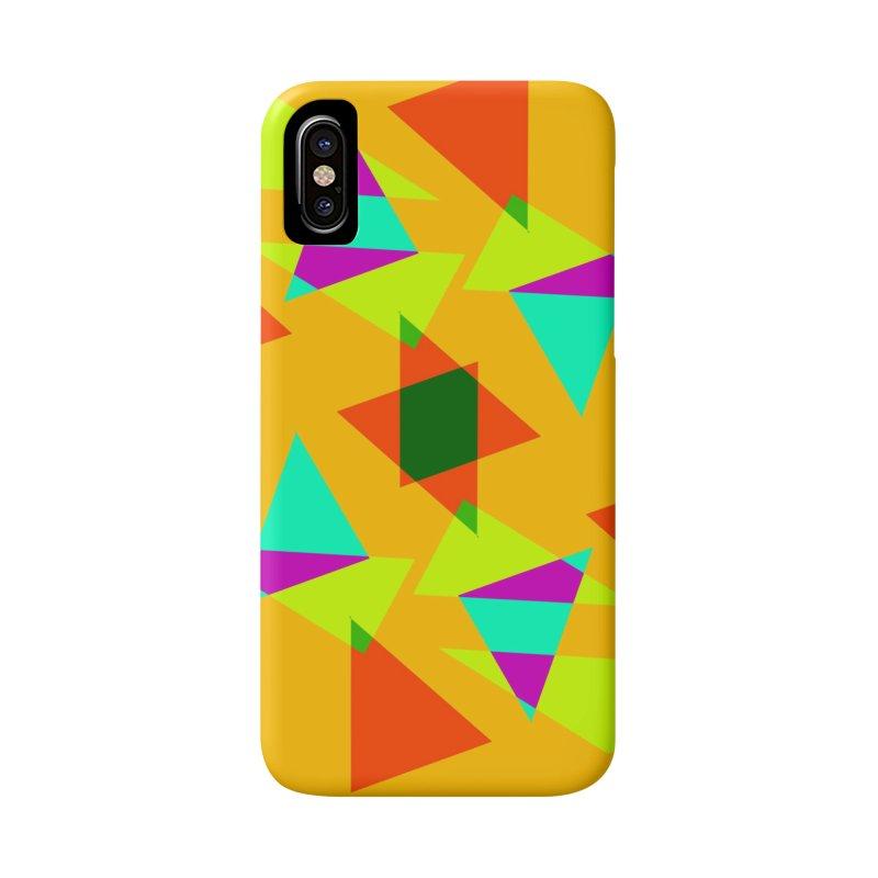Confetti Accessories Phone Case by DERG's Artist Shop