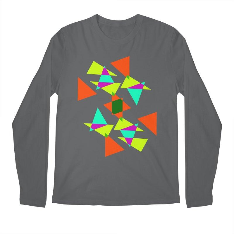 Confetti Men's Longsleeve T-Shirt by DERG's Artist Shop