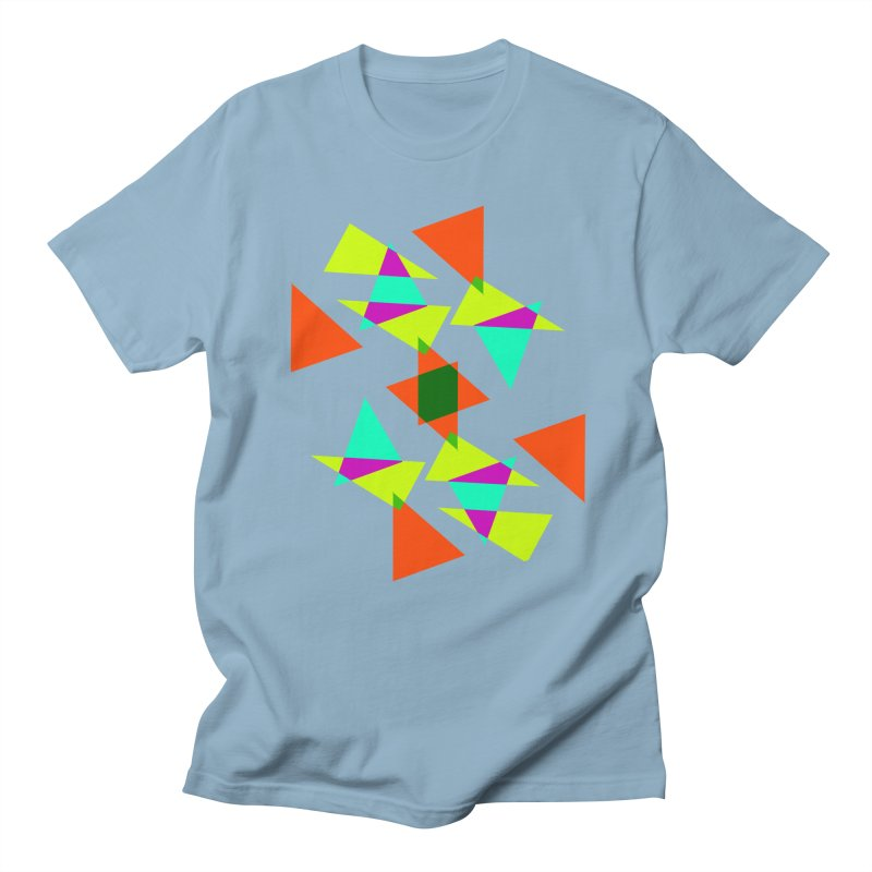 Confetti Men's T-shirt by DERG's Artist Shop