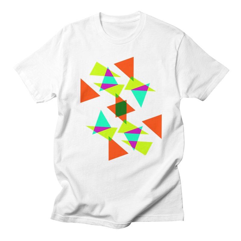 Confetti Men's T-shirt by DERG's Artist Shop