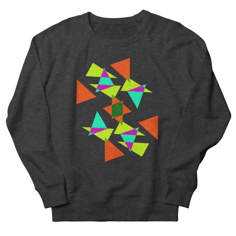 Confetti Men's Sweatshirt by DERG's Artist Shop