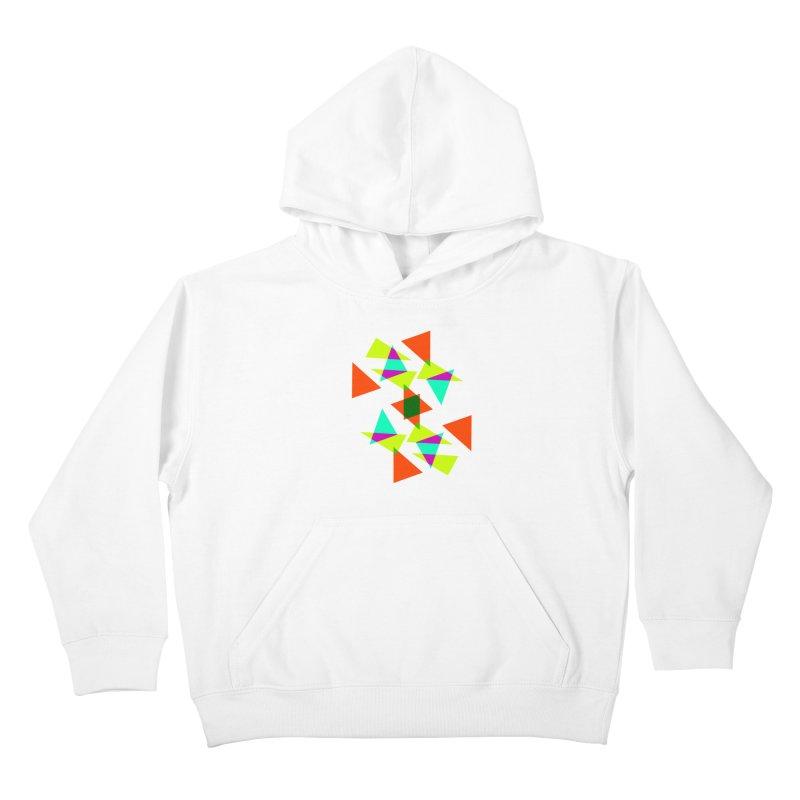 Confetti Kids Pullover Hoody by DERG's Artist Shop