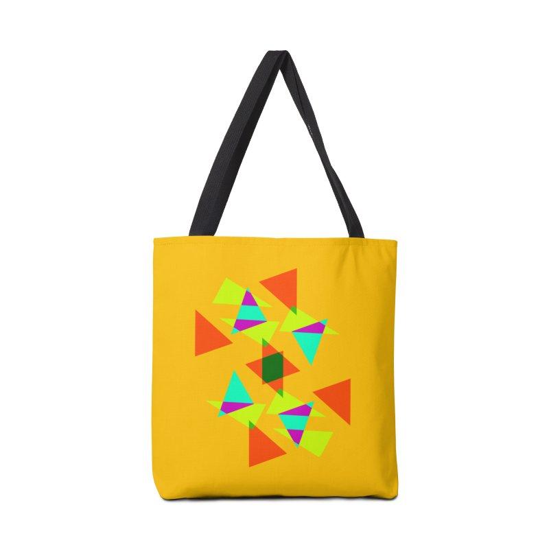 Confetti Accessories Bag by DERG's Artist Shop