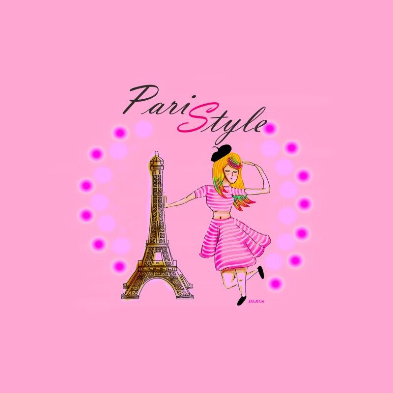 PariStyle pink by DERG's Artist Shop