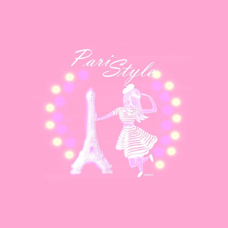 PariStyle White by DERG's Artist Shop